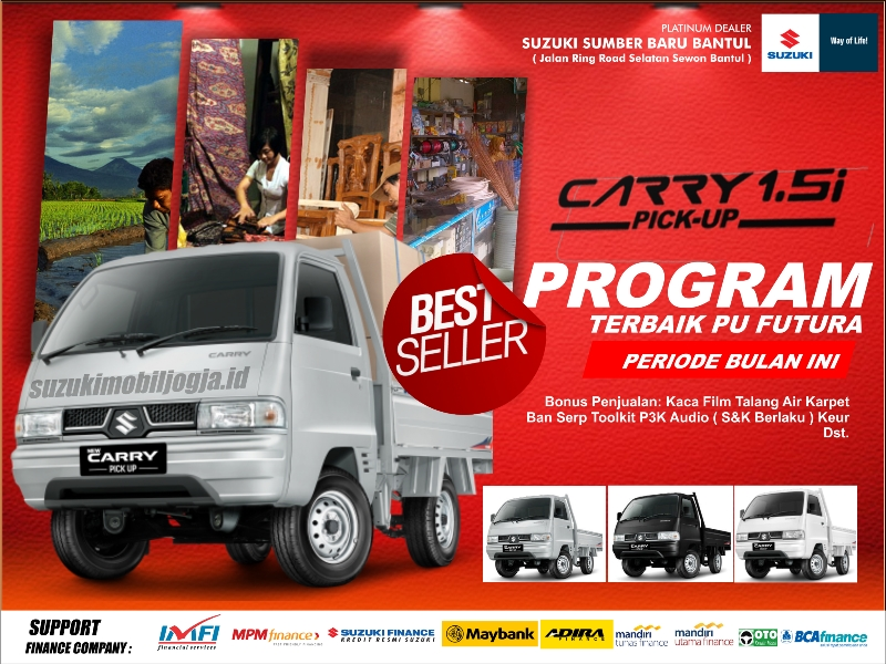 CARRY PICK UP JOGJA