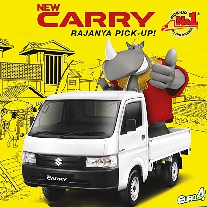 SUZUKI CARRY PICK UP JOGJA
